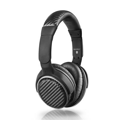 MEElectronics Matrix2 Over Ear Wireless Headphones - Audio46