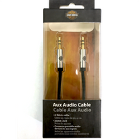 FONEGEAR - Fuse Harley-Davidson 3 foot Aux Audio Cable