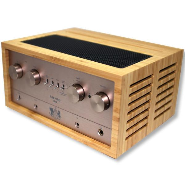 iFi Retro Stereo 50 Audiophile tube Stereo System - Audio46
