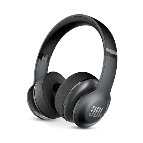 JBL Everest 300 (Black) On-Ear Bluetooth Headphones - Audio46
