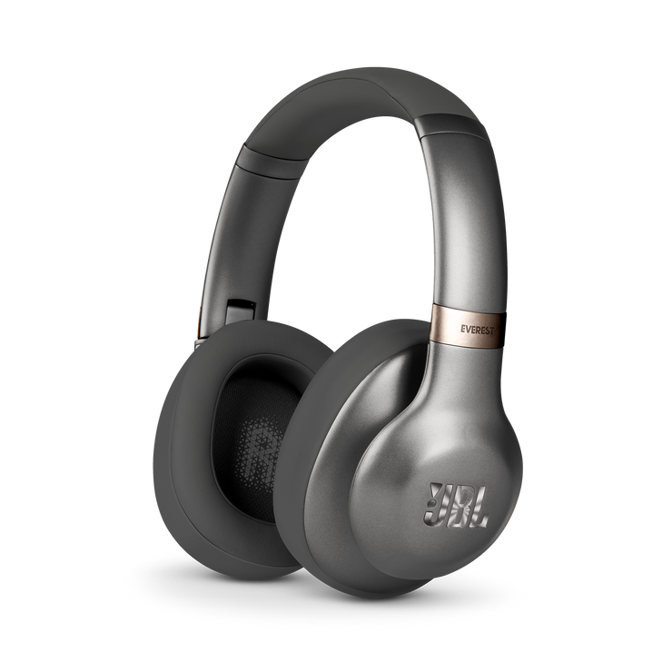 JBL EVEREST™ 710 Wireless over-ear headphones (Gun Metal) - Audio46