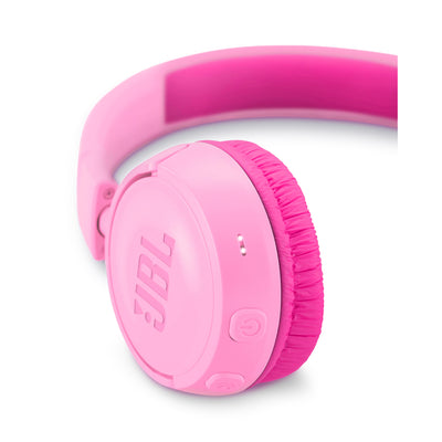 JBL JR300BT - Safe Sound Wireless On-Ear Headphones For Kids
