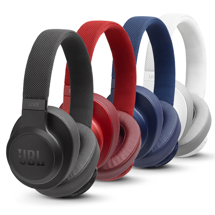Jbl Live 500bt Over Ear Bluetooth Headphones Audio46