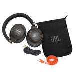JBL Live 650BTNC Over-Ear Bluetooth Noise-Cancelling Headphones