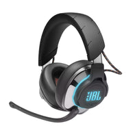JBL - Quantum 800 Wireless Bluetooth Over-Ear Gaming Headset with Active Noise Cancellation