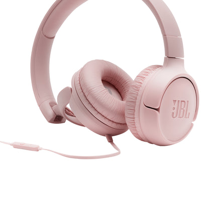 JBL - Tune 500 Wired On-Ear Headphones