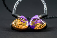 JH Audio - LIMITED EDITION Purple Haze JIMI AION Universal IEM (Free overnight Shipping)