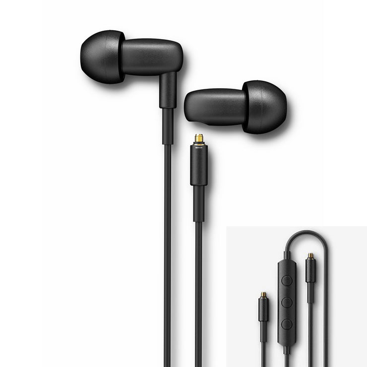JAYS q-JAYS Reference Earphones with Android Cable Module(One Cable) - Audio46