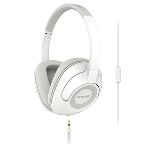 Koss UR42i Over-Ear Headphones (white) - Audio46