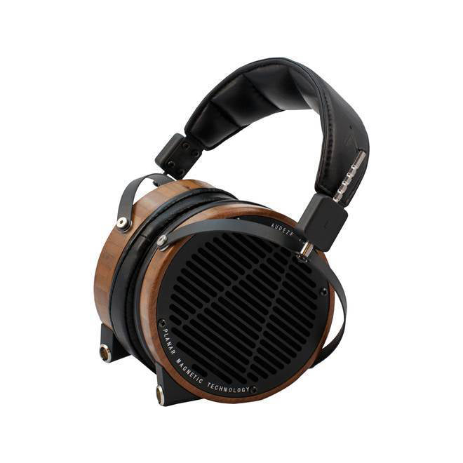 Audeze LCD-2 - High Performance Planar Magnetic Headphone (Shedua, Lambskin Leather)