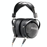 Audeze LCD-2 Classic Closed-Back Planar Magnetic Headphones with Audeze Logo