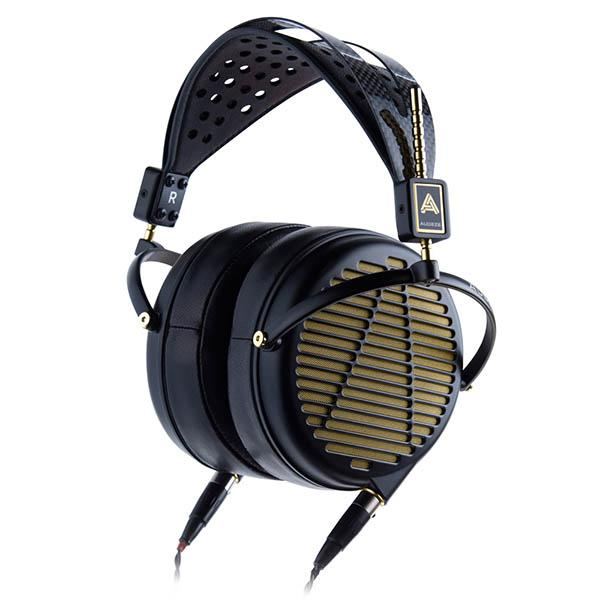Audeze LCD-4 - High Performance Planar Magnetic Headphone With Professional Travel Case