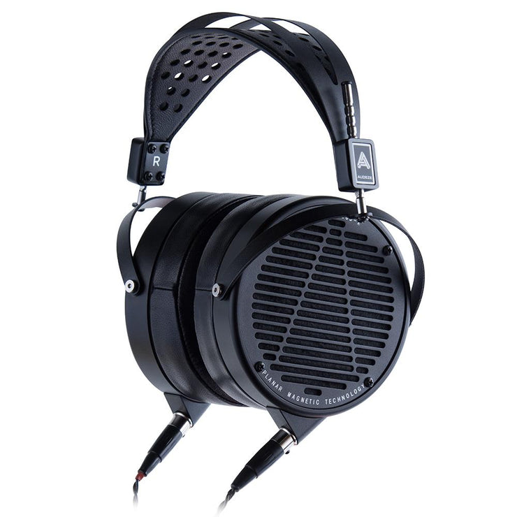 Audeze LCD-XAA-B-BL (Anodized Aluminum, Lambskin Leather) - Audio46