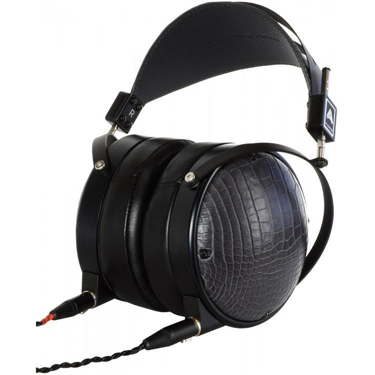 Audeze - LCD XC Closed-Back Headphones Limited Edition Gray Alligator Skin - Audio46