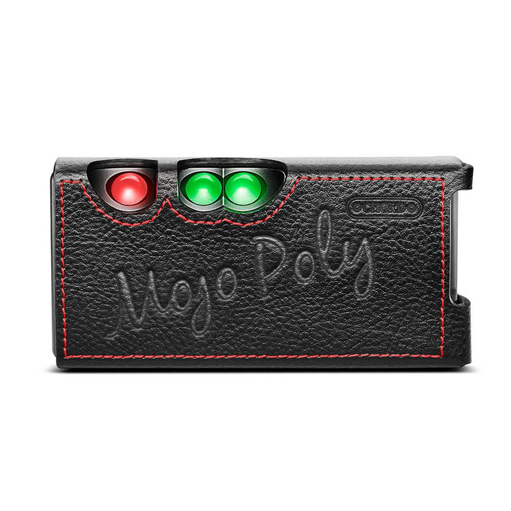 Chord - Mojo Poly Premium Leather Case by Van Nuys