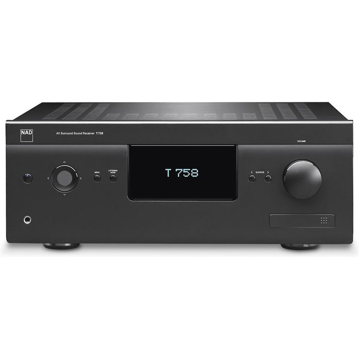 NAD Electronics - T 758 A/V Surround Sound Receiver