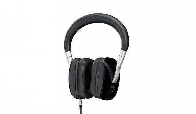 NAD VISO HP50 Over-Ear Headphones(Black) - Audio46