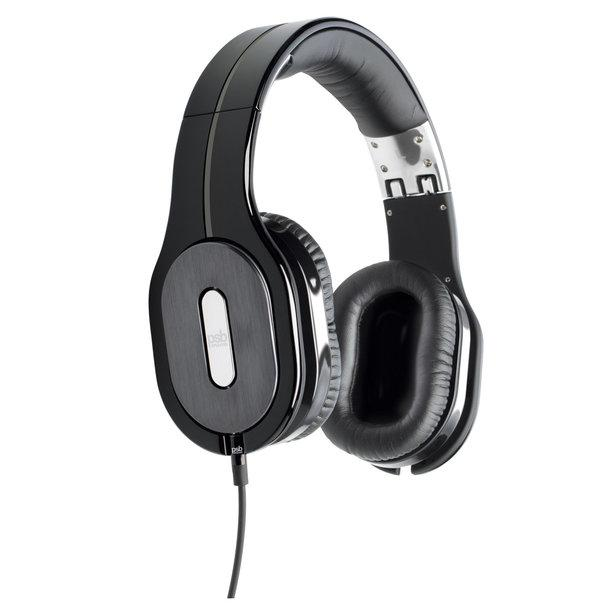 PSB M4U 2 Active Noise-Cancelling Headphones(Black Diamond) - Audio46