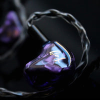 Queen of Audio - Pink Lady Hybrid-Driver In-Ear Monitors