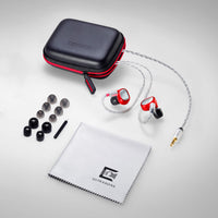 ULTRASONE - Ruby Sunrise Limited Edition In-Ear Headphones (Open box)