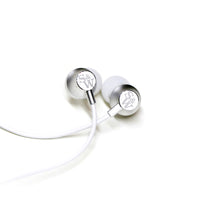 Strauss & Wagner SI201 Sound Isolating Earbuds With MFi Certified Cable