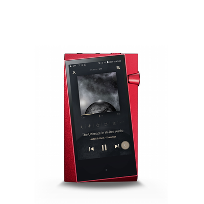 Astell & Kern - A&norma SR25 Carmine Red Limited Edition **IN STOCK**