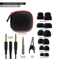Soundmagic E80C (Gold) - Audio46