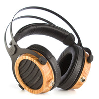 Kennerton - Thekk Curly Maple Planar Magnetic Open Back Over-Ear Headphones (Pre-Order)