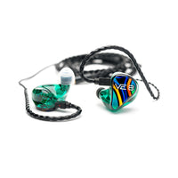 Vision Ears - VE 8 Universal Signature Design In-Ear Monitors (Special Order)