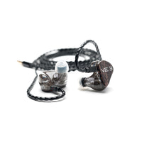 Vision Ears - VE 3.2 Universal Signature Design In-Ear Monitors (Special Order)
