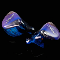 Queen of Audio - Adonis DD+2BA Hybrid In-Ear Monitor **IN STOCK**