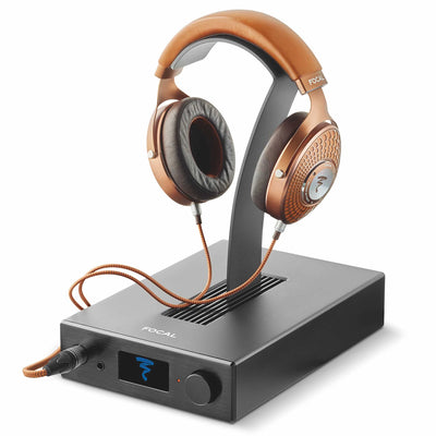 Focal Stellia Closed Back Headphones + Arche DAC /Amplifier BUNDLE