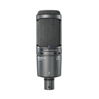 Audio-Technica - AT2020USB+ Cardioid Condenser USB Microphone - Audio46