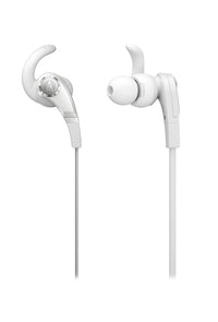 Audio-Technica ATH-CKX7 In-Ear Sports Headphone (White) - Audio46