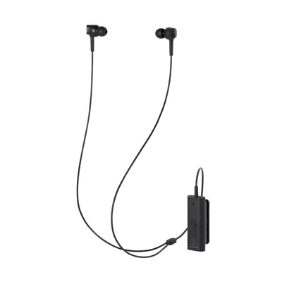 Audio-Technica - ATH-ANC100BT Wireless In-Ear Active Noise-Cancelling Headphones