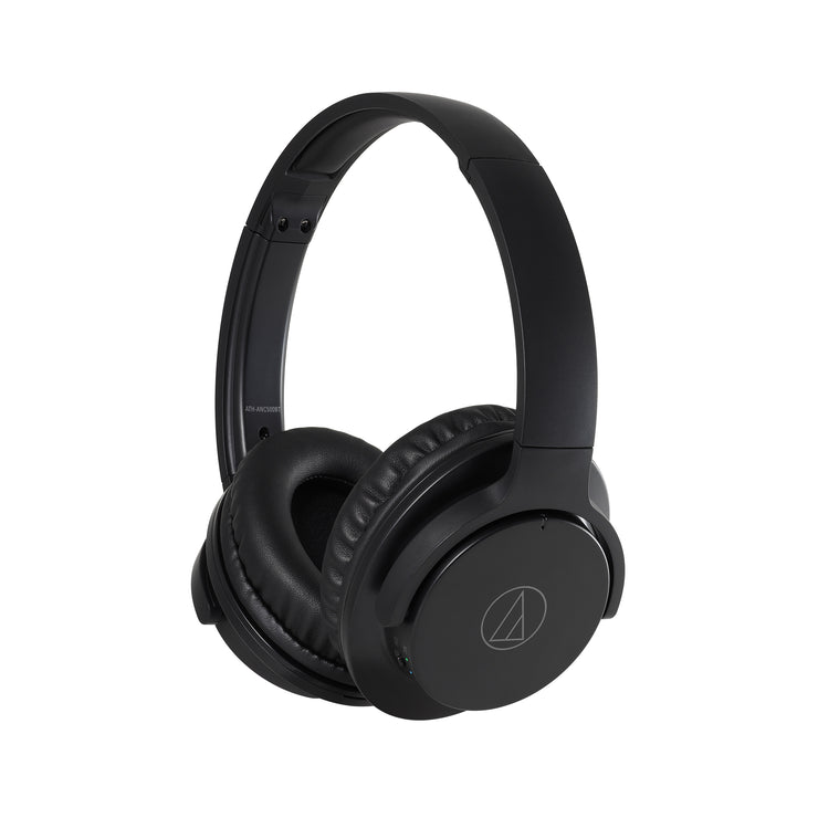 Audio-Technica - ATH-ANC500BT Wireless Active Noise-Cancelling Headphones