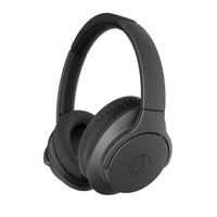 Audio-Technica - ATH-ANC700BTBK Wireless Noise-Cancelling Headphones