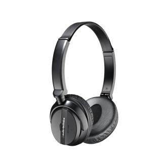 Audio-Technica ATH-ANC20 QuietPoint Active Noise-Cancelling Headphones - Audio46