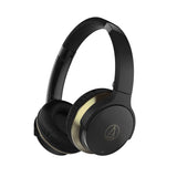 Audio-Technica - ATH-AR3BT SonicFuel® Bluetooth Headphones with Mic