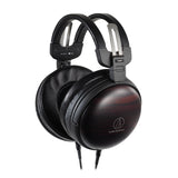 Audio-Technica - ATH-AWKT Audiophile Closed-back Dynamic Wooden Headphones (Pre-Order)
