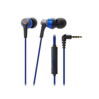 Audio-Technica - ATH-CKR3iS In-Ear Headphones with In-line Mic & Control
