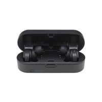 Audio-Technica - ATH-CKR7TW Black In-Ear Headphones