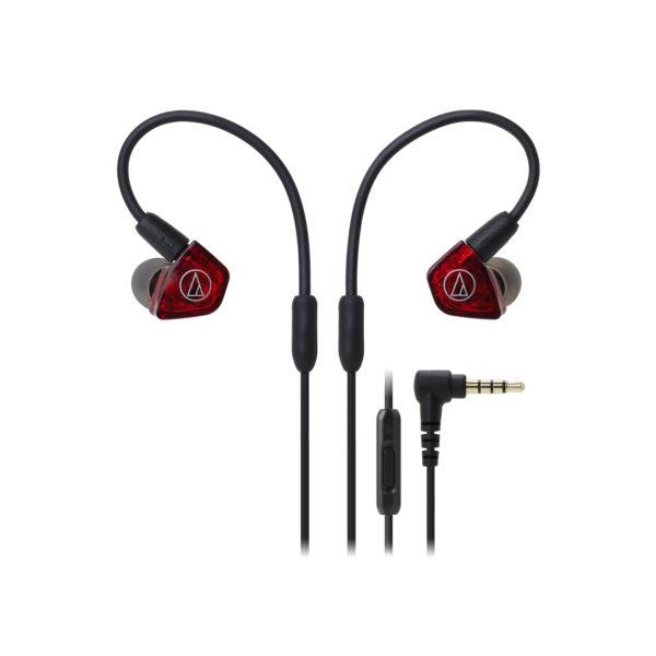 Audio-Technica ATH-LS200iS Earphones - Audio46