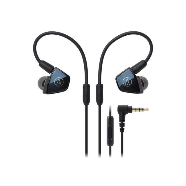 Audio-technica ATH-LS400iS Earphones - Audio46