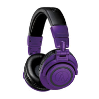 Audio-Technica - ATH-M50xBT PB LIMITED EDITION Wireless Over-Ear Headphones