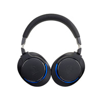 Audio-Technica - ATH-MSR7b Over-Ear High-Resolution Headphones (Free case Strauss and Wagner)W)