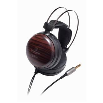 Audio-Technica ATH-W5000 Audiophile Wooden Headphones - Audio46