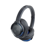 Audio-Technica - ATH-WS660BT SOLID BASS Wireless Headphones