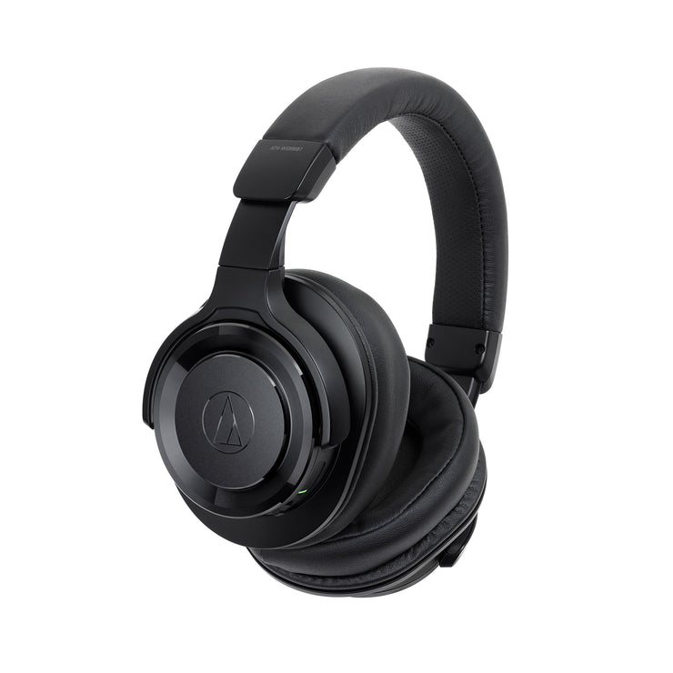 Audio-Technica ATH-WS990BT Solid Bass Hi-Res Wireless Headphones - Audio46