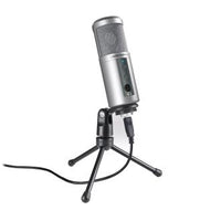Audio-Technica ATR2500-USB Cardioid Condenser USB Microphone - Audio46